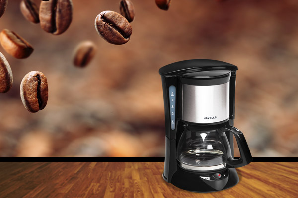 For the perfect brew -cherry pick the coffee bean