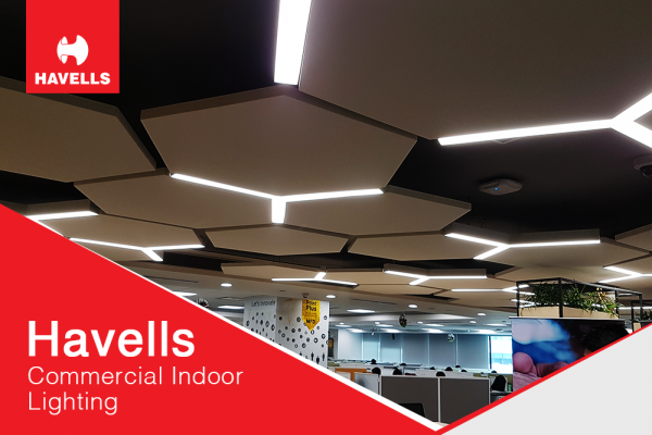 Havells Commercial Indoor Lighting
