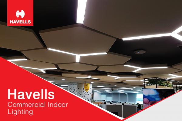 Havells Commercial Indoor Lighting