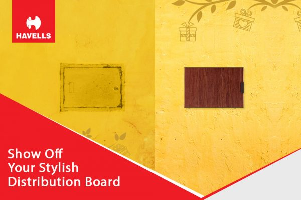 Show Off Your Stylish Distribution Board