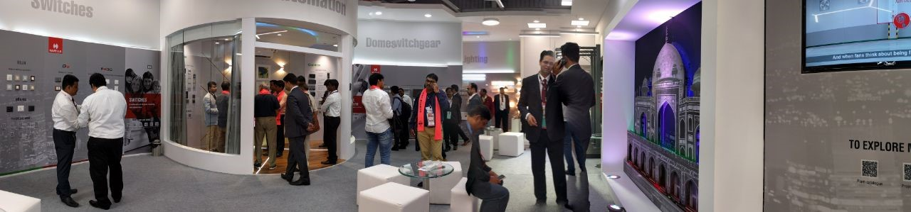 Havells Innovative Booth