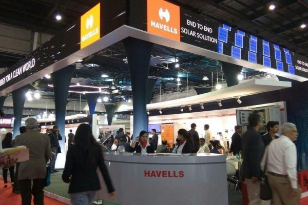 Havells at ELECRAMA 2018