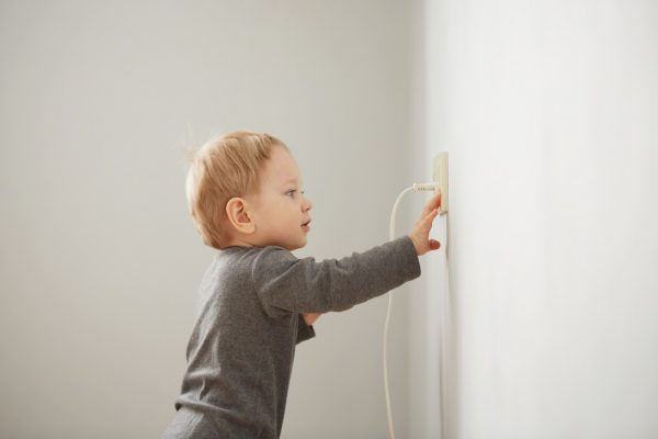 How to Make Your Home Shock Proof for Kids