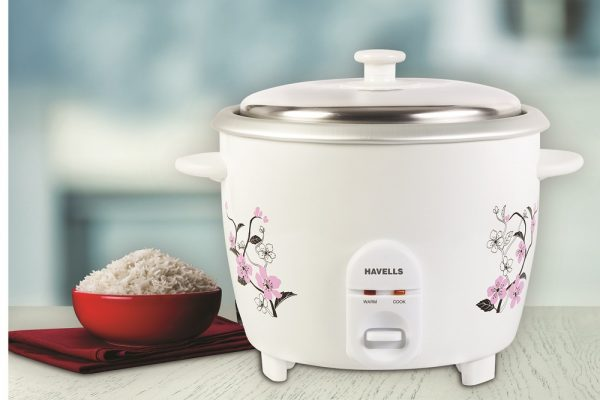 Electric Rice Cooker - A Precise Way to Cook Rice & Other Recipes