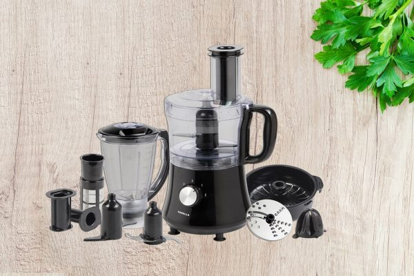 Food Processor - A One-Stop Solution for Food Preparation