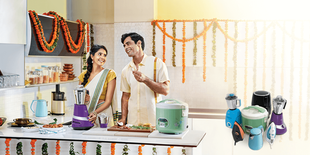 Onam with Havells