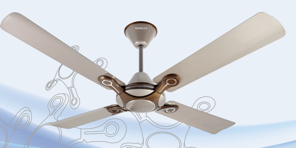 How Ceiling Fan Blade Angle Affects Electricity Consumption